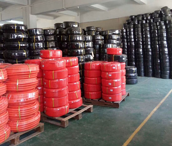 polyethylene flexible conduit warehouse