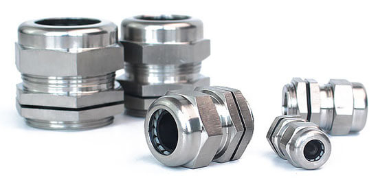 stainless steel cable gland show