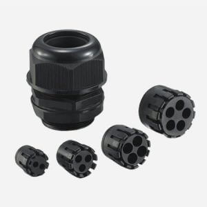 Plastic Mult Cable Gland