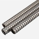 Square Lock Metal Hose