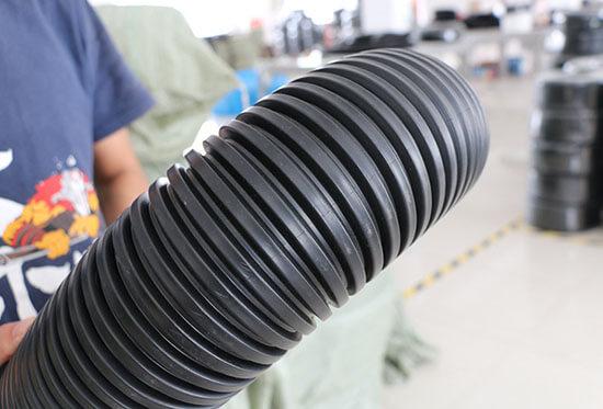 106mm PE flexible conduit