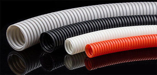 general flexible PVC electrical conduit colors