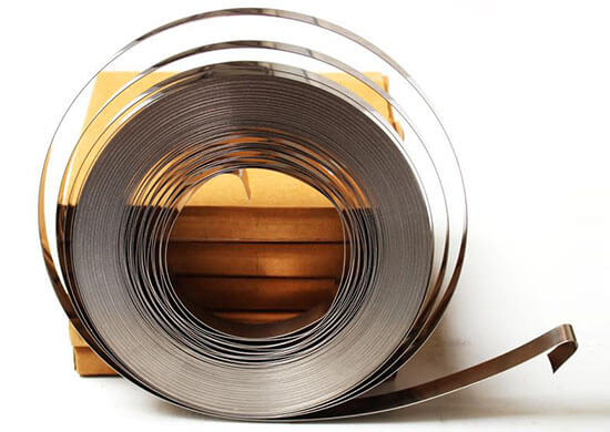 stainless steel banding show
