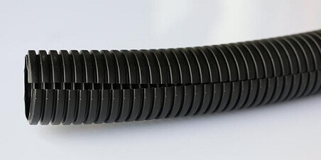 Split Plastic Flexible Conduit