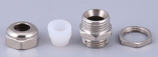 high temperature cable gland C type structure