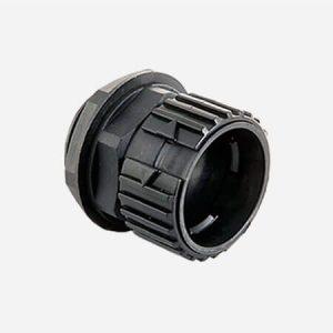 Openable Plastic Conduit Connector